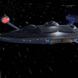 Earth starship classes