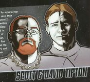 Scott and David Tipton