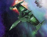 Shrike destroyer