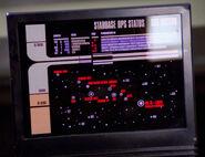 Starbase Ops status display