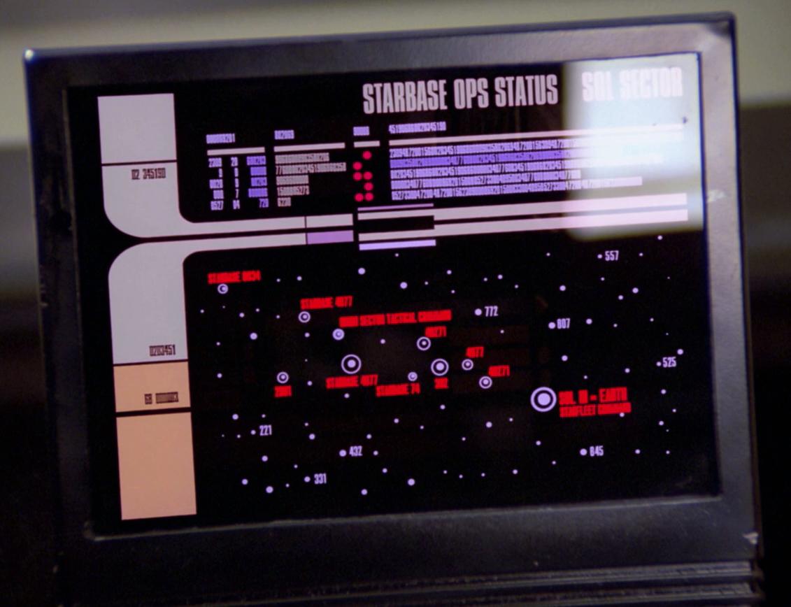 Starbase 0834