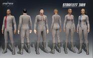 Starfleet 3189