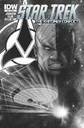 IDW Star Trek, Issue 25 A