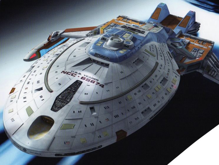 USS Yeager (NCC-65674)