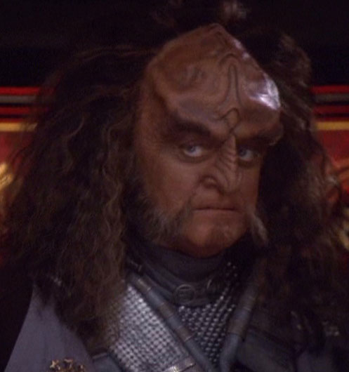 Gowron, son of M'Rel