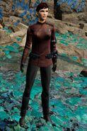 Vulcan Security female