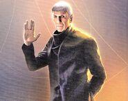 Spock July, 2387