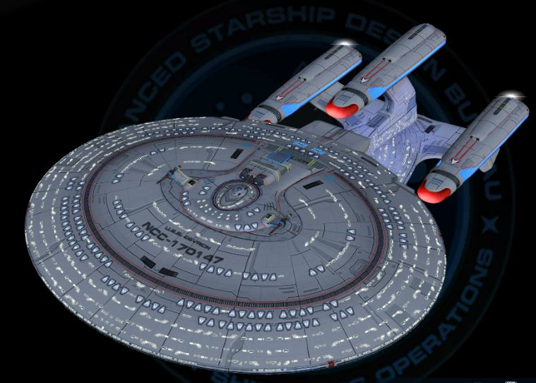 USS Arizona (Galaxy X class)