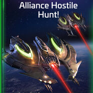 Alliance Hostile Hunt