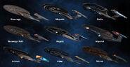 Legendary cruisers