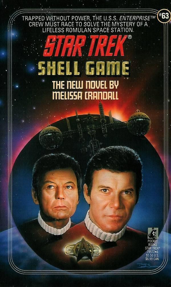 Shell Game (novel)