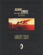 LUG25001 Star Trek TNG - Narrator's Toolkit