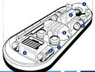 Photon torpedo interior