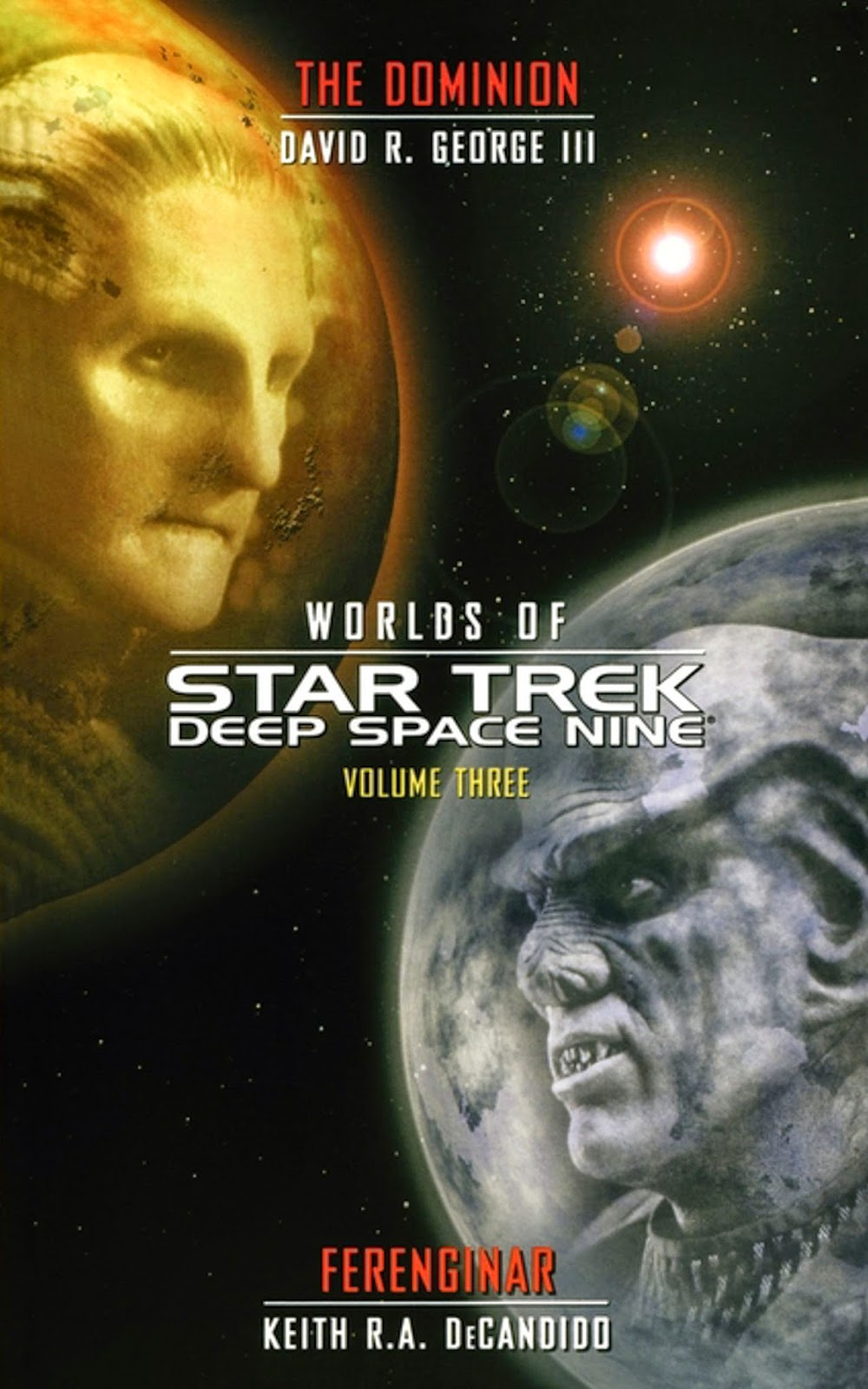 Worlds of Star Trek: Deep Space Nine, Volume Three