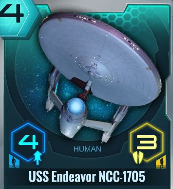 USS Endeavor (NCC-1001)