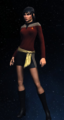 Imperial Starfleet female enlisted uniform, 2280s