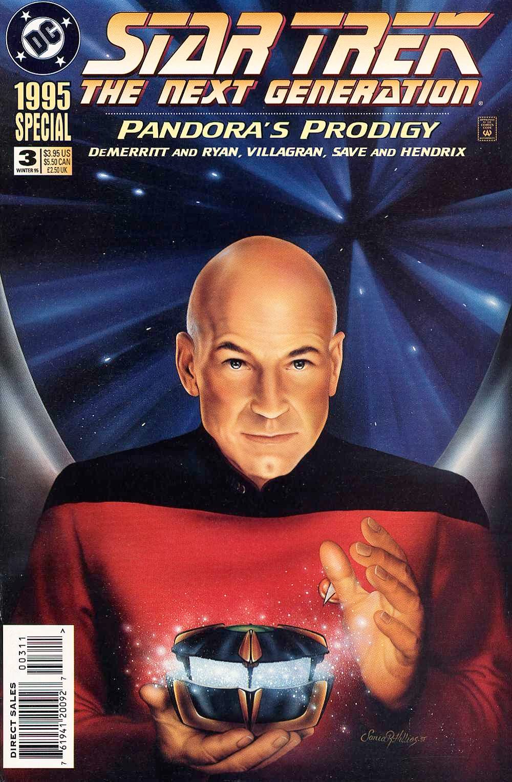 Star Trek: The Next Generation Special, Issue 3