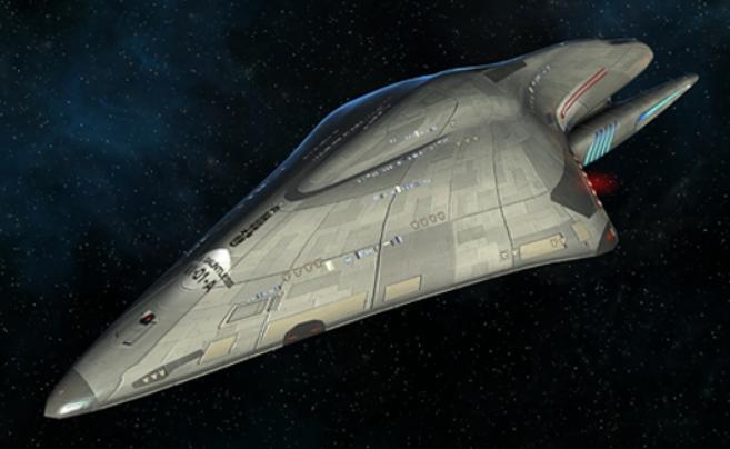 USS Dauntless (prototype)