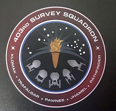 403rd survey squadron