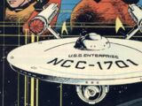 Federation starship registries
