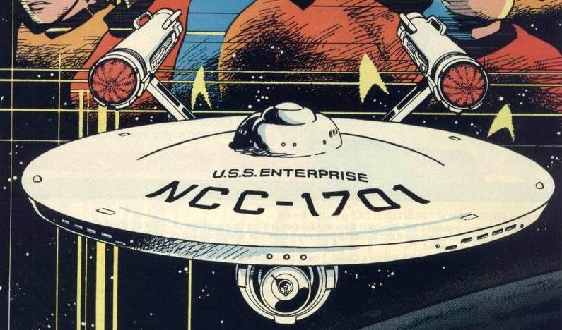 Federation starship registries