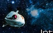 Interferenz-shuttlepod