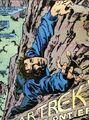 Rock climbing DC Comics