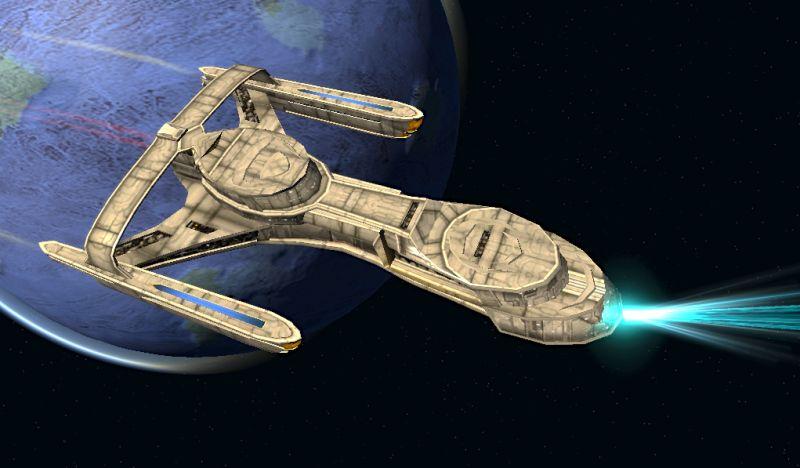 Acamarian cruiser