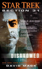 Disavowed Cover