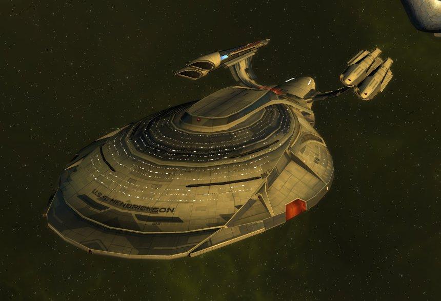 USS Hendrickson