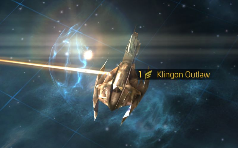 Klingon outlaw