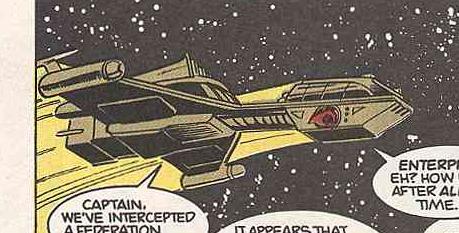 Lath starship