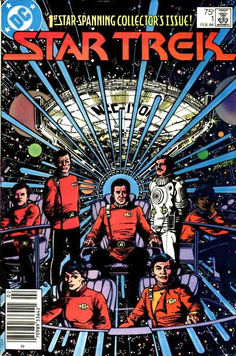 Star Trek (DC volume 1)