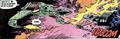 Merchantman destroyed DC Comics