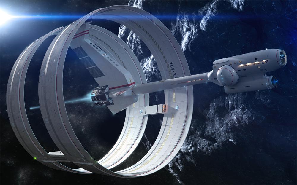 USS Enterprise (XCV-330)