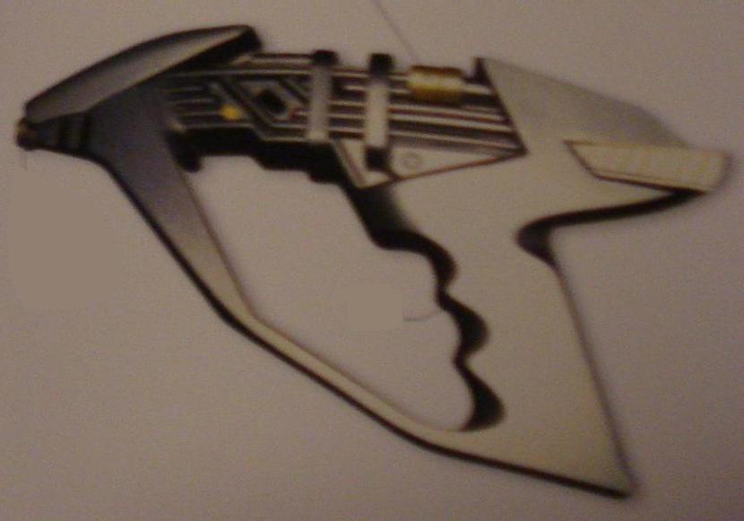 Polaron pulse pistol