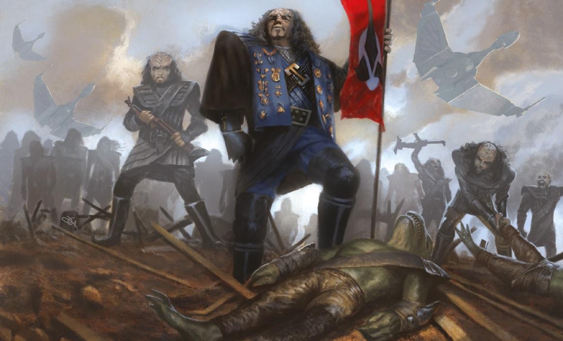 Klingon-Gorn War