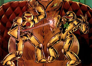 ArmoredExoskeletons