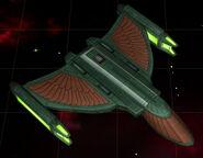 Romulan colony ship