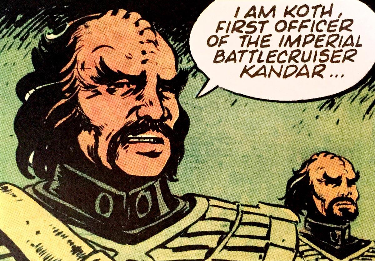 Koth (Commander)