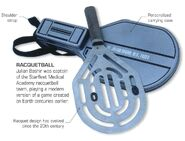 Racquetball racket