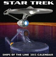 Ships of the Line 2012 cover