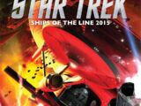 Ships of the Line 2015