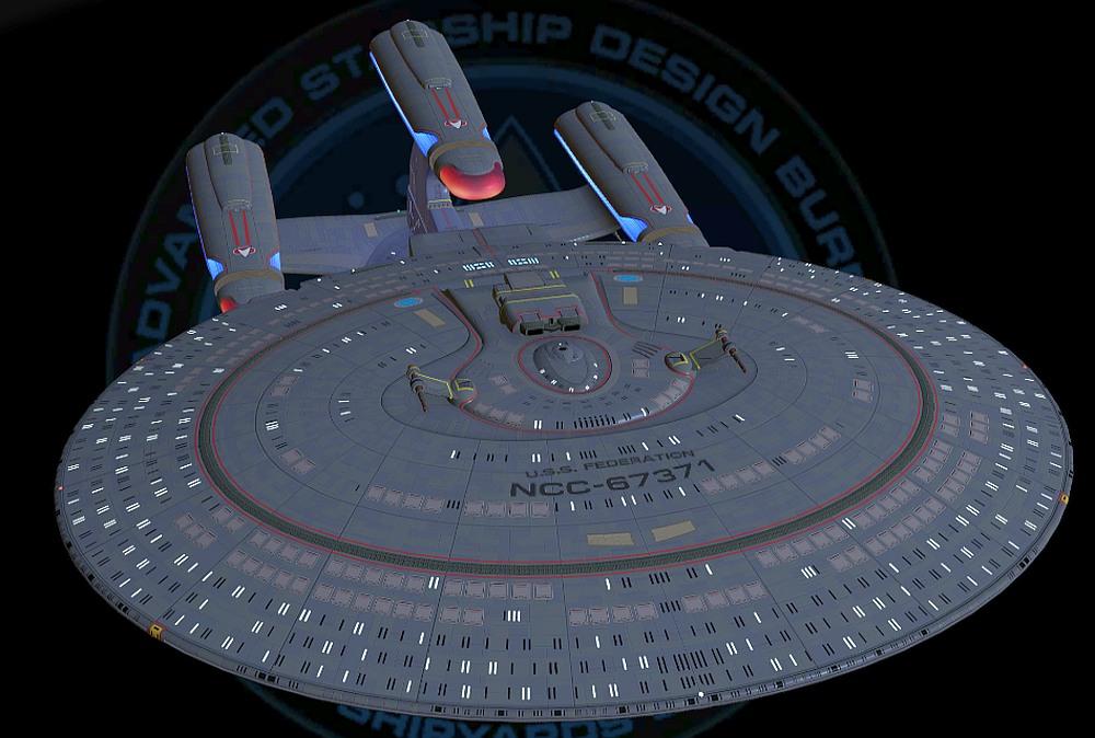 USS Federation (NCC-67371)