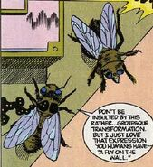 Fly DC Comics