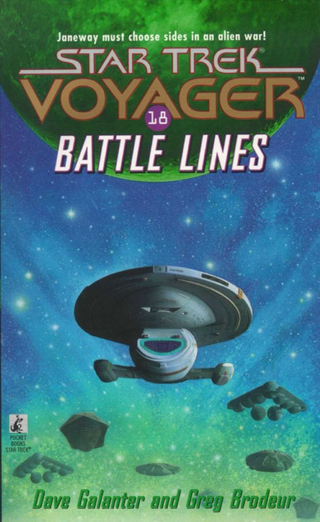 Battle Lines (novel)