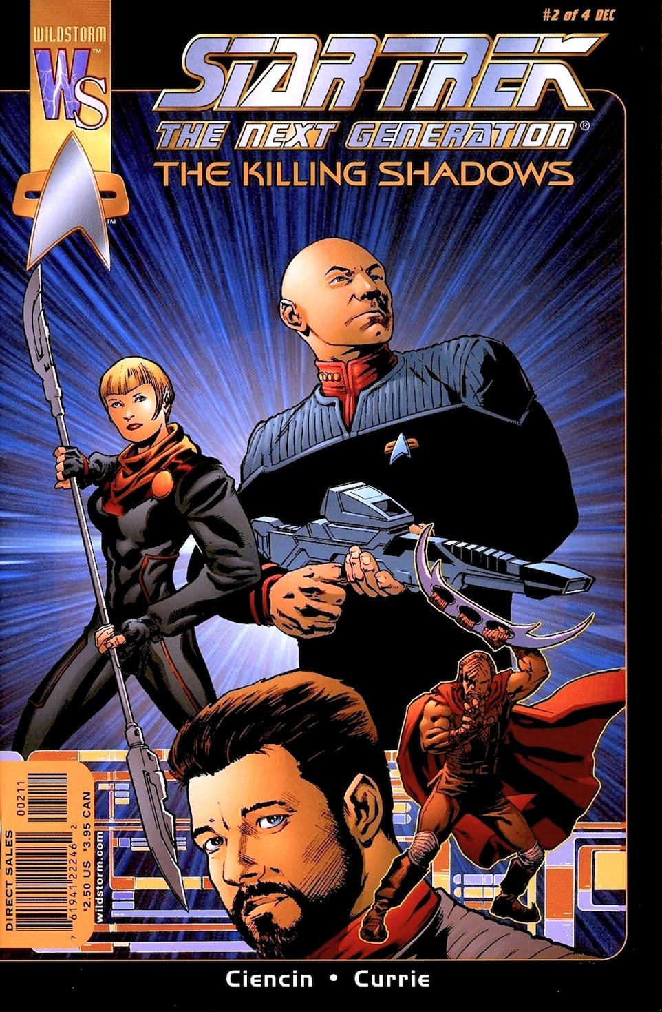 The Hunted (TNG comic)
