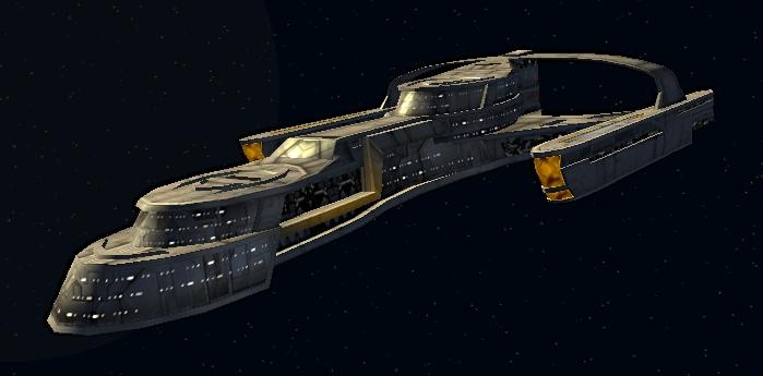 Daxxtarian cruiser