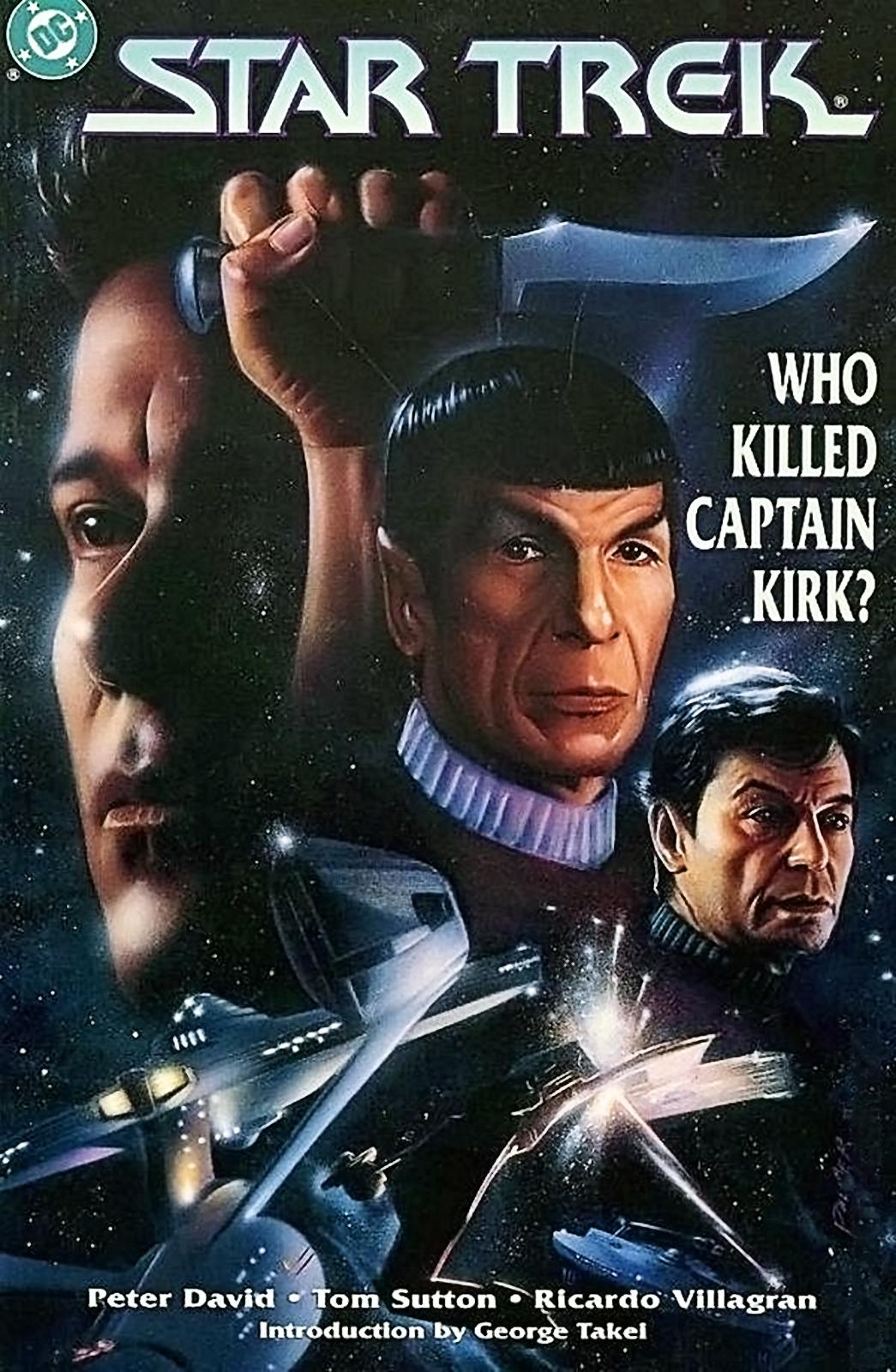 Who Killed Captain Kirk?