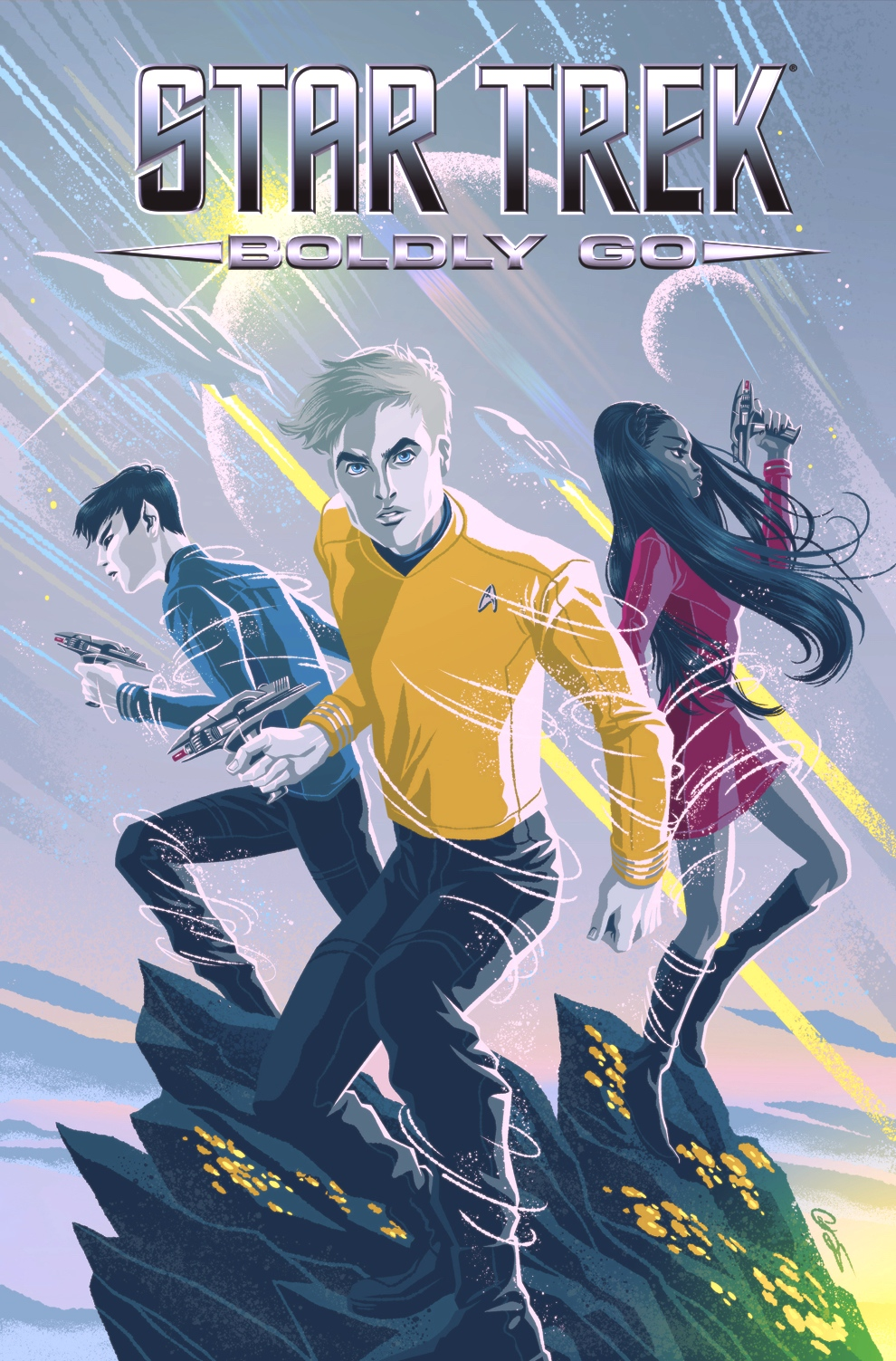 Boldly Go, Volume 1